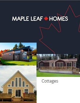 Maple Leaf Cottage Brochure