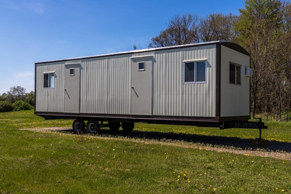 30 foot by 10 foot Construction office Trailer