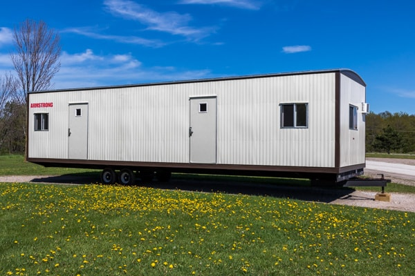 40 foot by 12 foot Construction Office Trailer